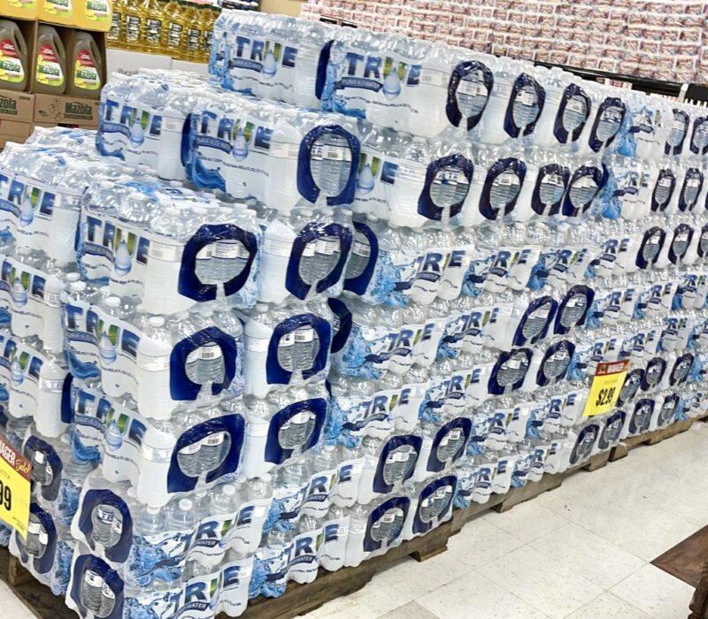 True Water Display