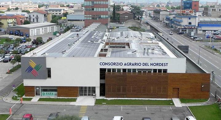 TG Verona, Italy Office